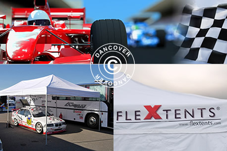 FleXtents – Racing / Pit telt