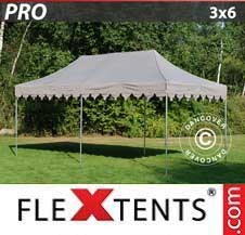 Quick-up telt FleXtents Pro 3x6m Latte