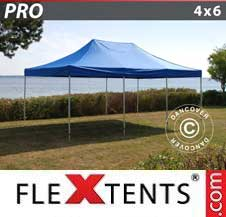 Quick-up telt FleXtents Pro 4x6m Blå