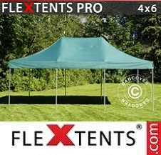 Quick-up telt FleXtents Pro 4x6m Grønn