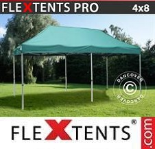 Quick-up telt FleXtents Pro 4x8m Grønn