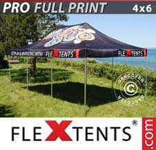 Quick-up telt FleXtents Pro 4x6m