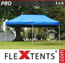 Quick-up telt FleXtents Pro 3x6m Blå