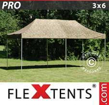 Quick-up telt FleXtents Pro 3x6m Kamuflasje