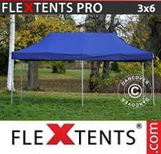 Quick-up telt FleXtents Pro 3x6m Mørk blå