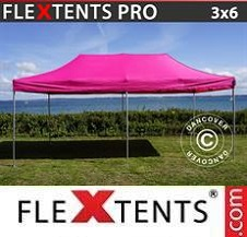 Quick-up telt FleXtents Pro 3x6m Rosa