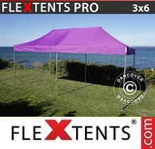 Quick-up telt FleXtents Pro 3x6m Lilla